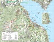 Mappa sentieri Stresa- Baveno