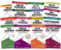 Carte Escursionistiche del VCO 1:25000