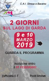 2 giorni sul lago di Garda